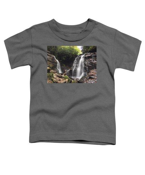 Soco Falls-landscape Version Toddler T-Shirt
