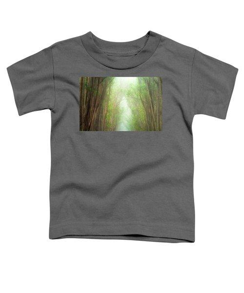 Soft Forest Light Toddler T-Shirt