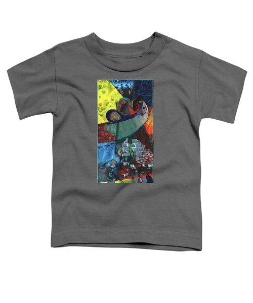 Soldier Family Sacrifice Toddler T-Shirt