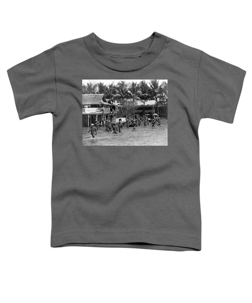 Soldiers In The Mekong Delta Toddler T-Shirt