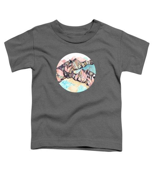 Solitary Beach Toddler T-Shirt