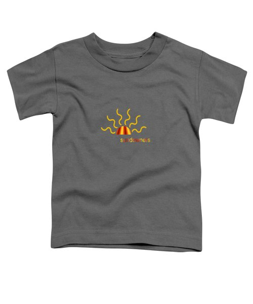 Solitary Seagull Toddler T-Shirt by Valerie Anne Kelly