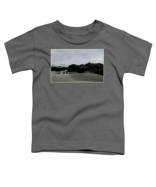 Solitude At Goose Rocks Toddler T-Shirt