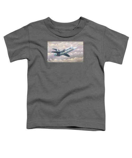 Solo Starfighter Toddler T-Shirt