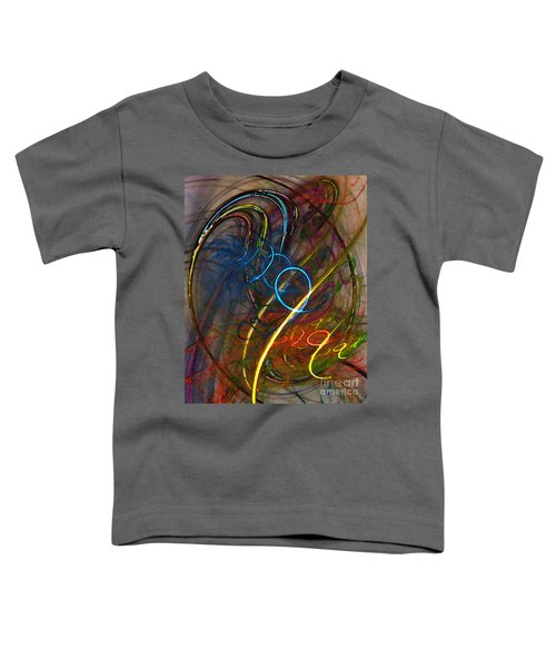 Some Critical Remarks Abstract Art Toddler T-Shirt