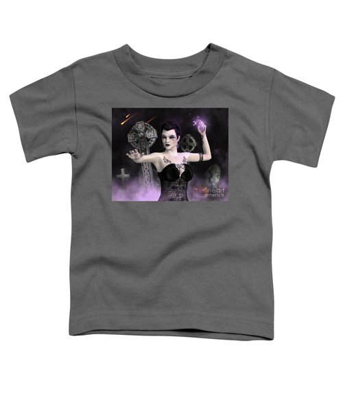 Something Wicked Toddler T-Shirt