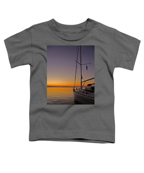 Somewhere Beyond The Sea ... Toddler T-Shirt