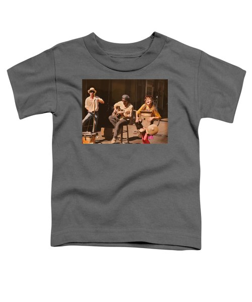 Sounds Of New Orleans Toddler T-Shirt