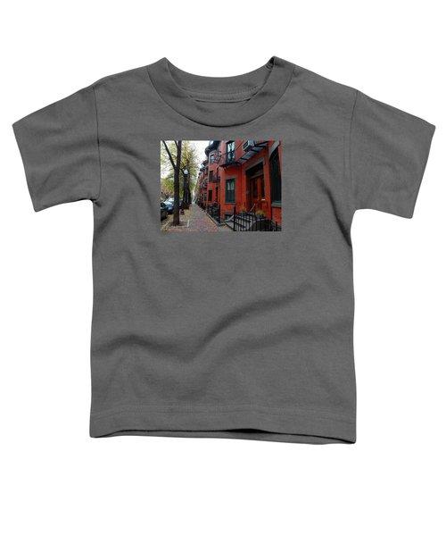 South End - Boston Toddler T-Shirt