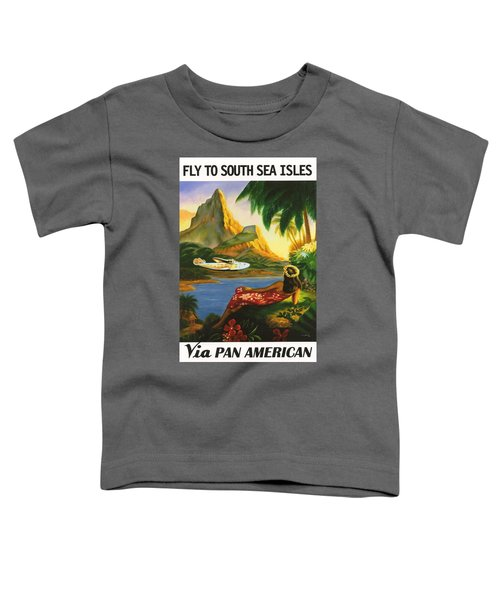 South Sea Isles Toddler T-Shirt