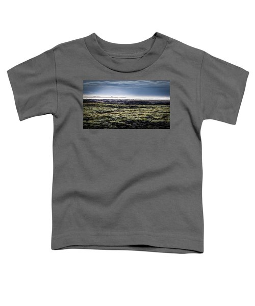 South West Iceland Toddler T-Shirt