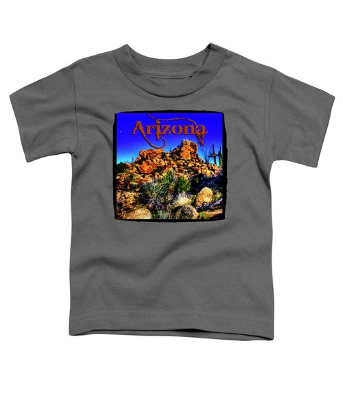Southbound On Us 93 Toddler T-Shirt