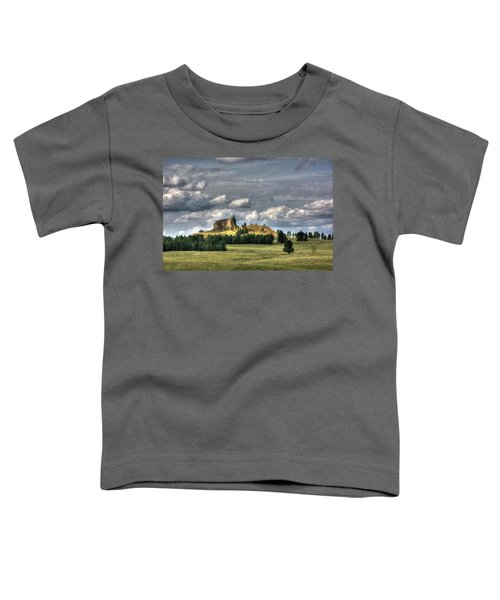 Belltower Butte Toddler T-Shirt