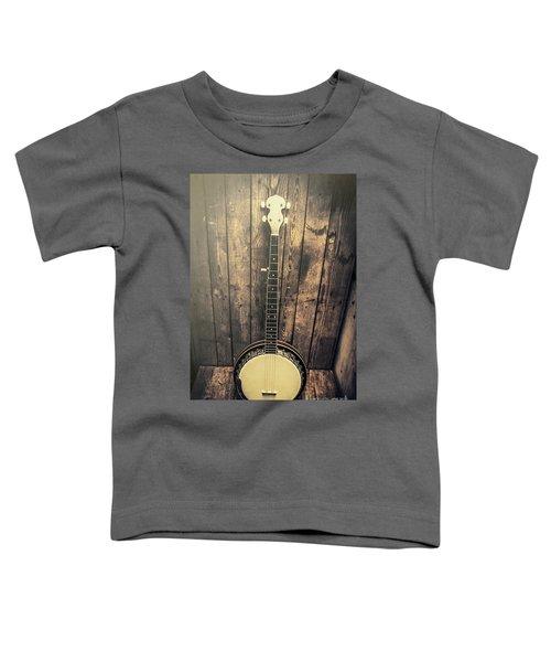 Southern Bluegrass Music Toddler T-Shirt