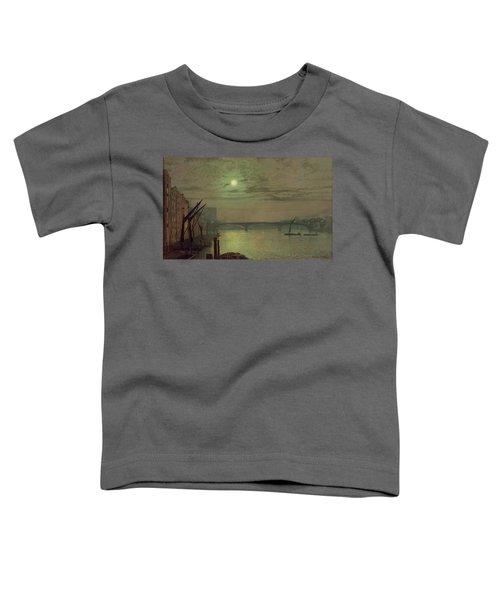 Southwark Bridge Toddler T-Shirt