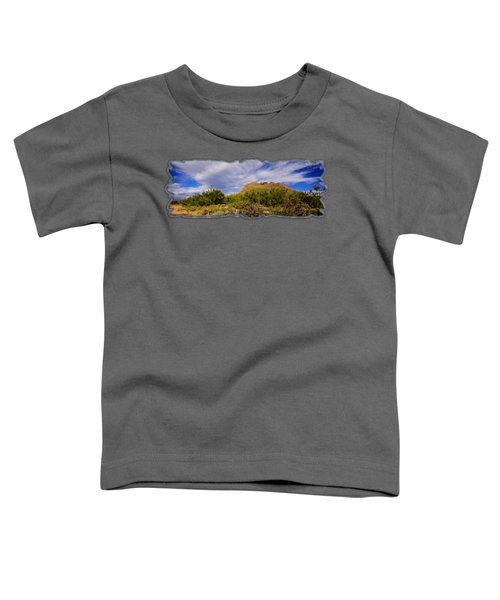 Southwest Summer P12 Toddler T-Shirt by Mark Myhaver