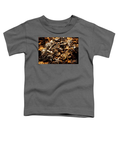 Souvenirs From Sandy Sea Tours Toddler T-Shirt