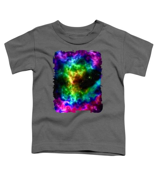 Space Abstract Toddler T-Shirt