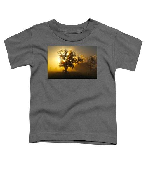 Spanish Morning Toddler T-Shirt
