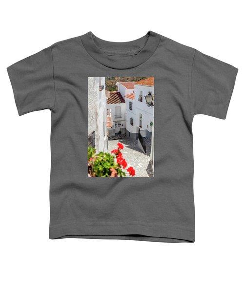 Spanish Street 3 Toddler T-Shirt
