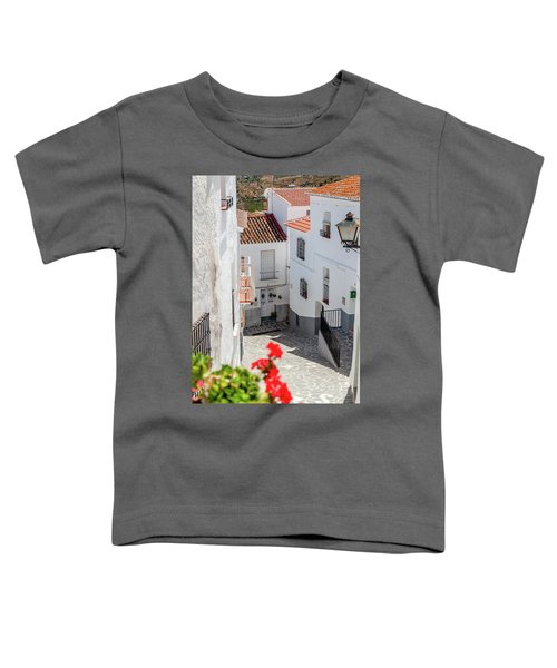 Spanish Street 3 Toddler T-Shirt