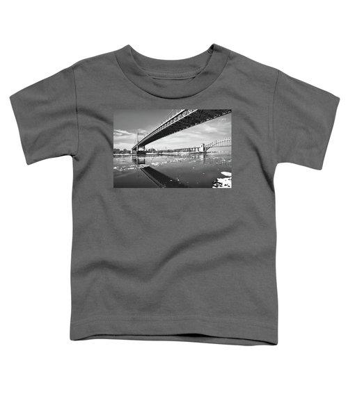 Spanning Bridges Toddler T-Shirt
