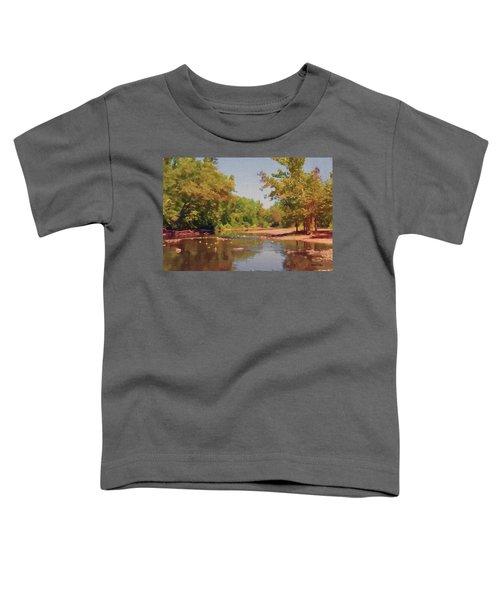 Spavinaw Creek Toddler T-Shirt