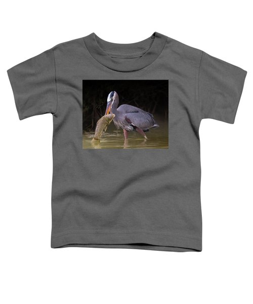Spear Fisher Toddler T-Shirt