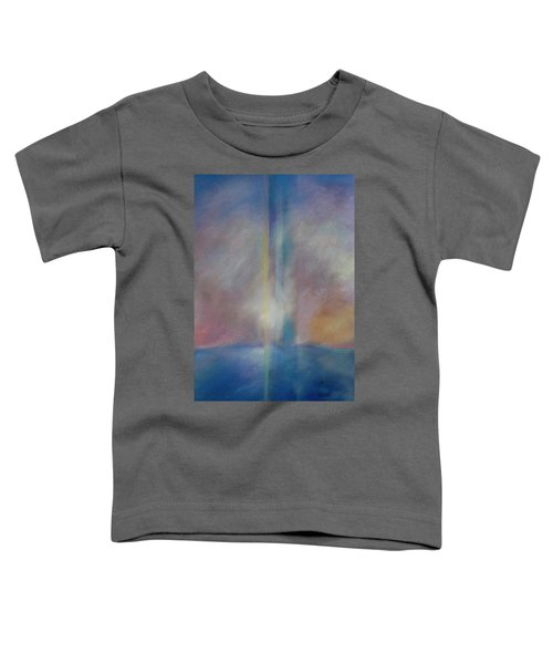 Spectral Sunrise Toddler T-Shirt