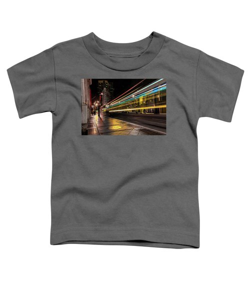 Speed Of Light Toddler T-Shirt