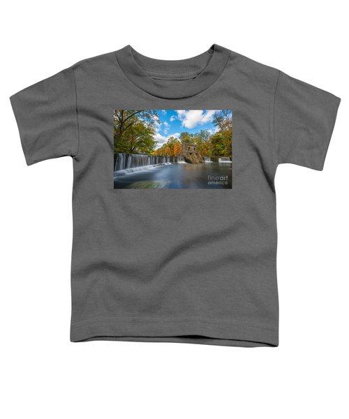 Speedwell Dam Fall Foliage Toddler T-Shirt