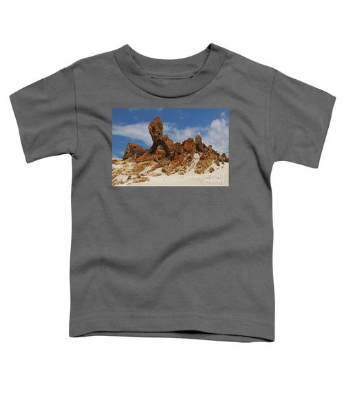 Toddler T-Shirt featuring the photograph Sphinx Of South Australia by Stephen Mitchell