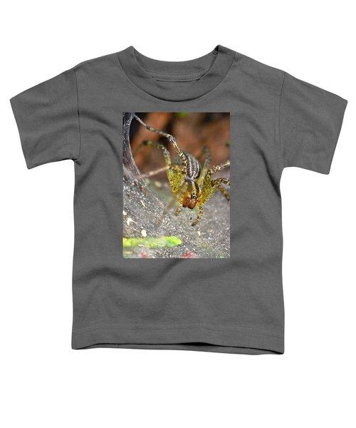 Spider Toddler T-Shirt