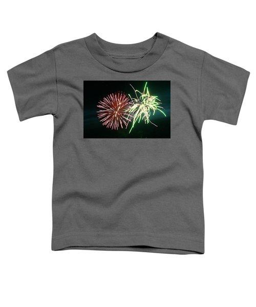 Spider On Flower Toddler T-Shirt