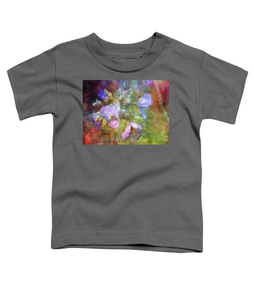Spiderwort 1398 Idp_2 Toddler T-Shirt