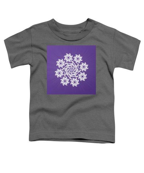 Spiral Dance Toddler T-Shirt