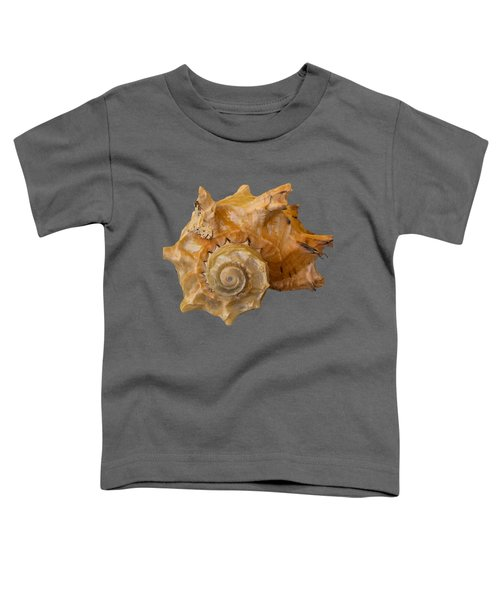 Spiral Shell Transparency Toddler T-Shirt