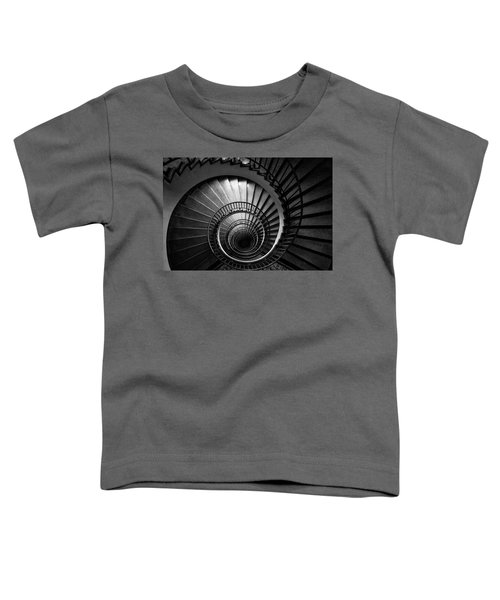 Spiral Staircase Toddler T-Shirt