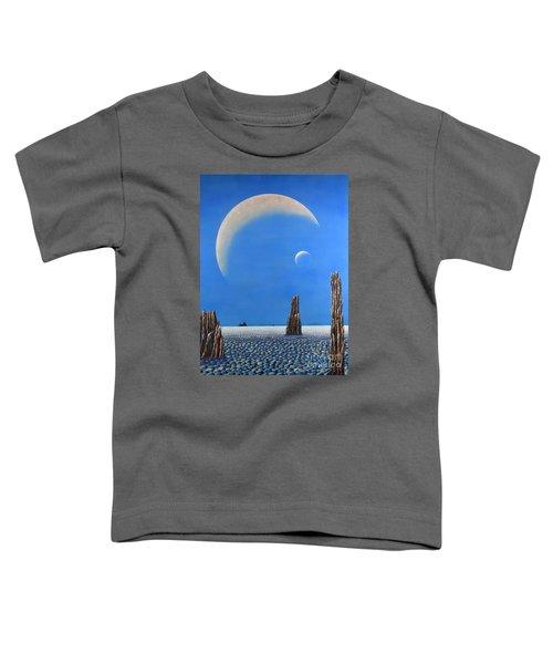 Spires Of Triton Toddler T-Shirt