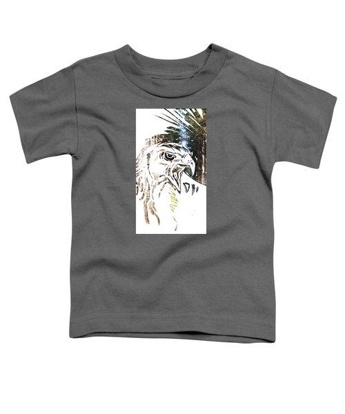 Spirit Animal . Hawk Toddler T-Shirt
