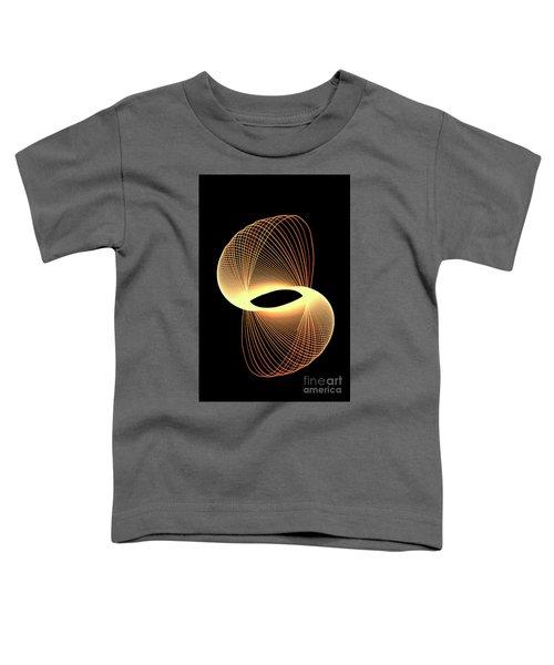 Spirograph Spiral 07 Toddler T-Shirt