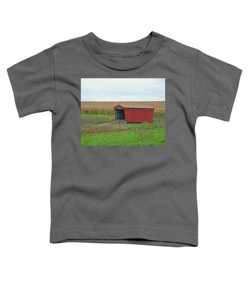 Splinter Covered Bridge Toddler T-Shirt