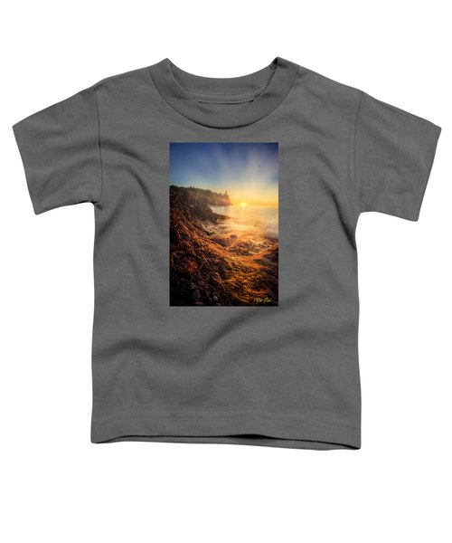 Split Rock Glory Toddler T-Shirt