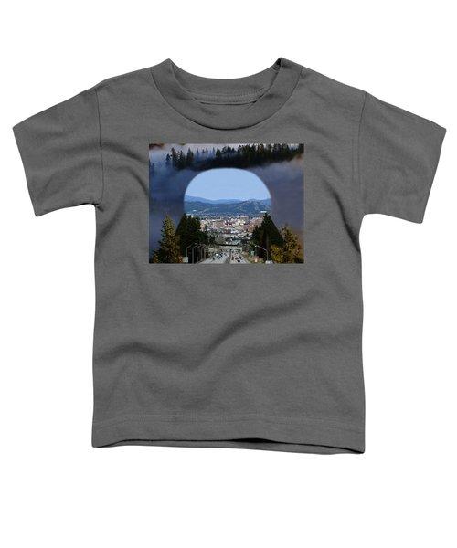 Spokane Near Perfect Nature Toddler T-Shirt