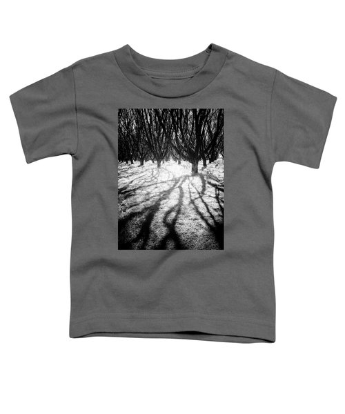 Spooky Forest Toddler T-Shirt