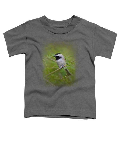 Spring Chickadee Toddler T-Shirt