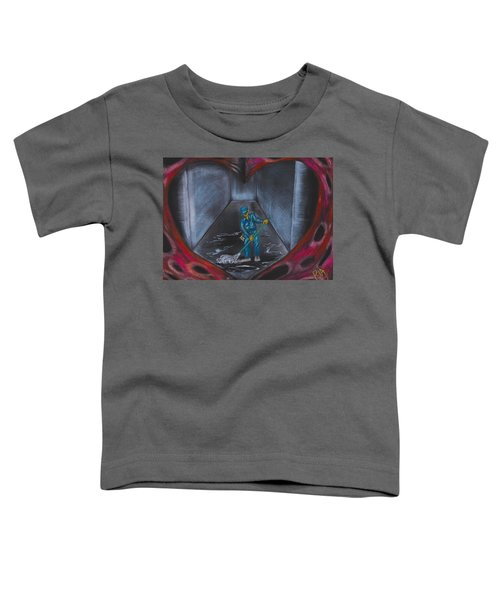 Spring Cleaning Toddler T-Shirt