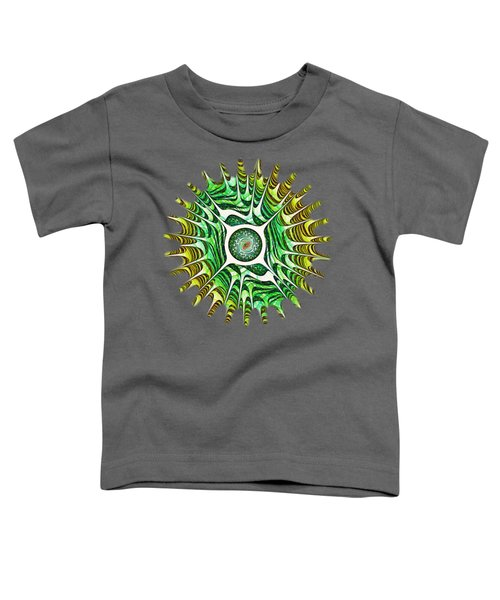 Spring Dragon Eye Toddler T-Shirt