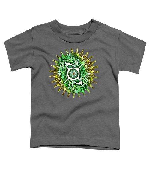 Spring Dragon Eye Toddler T-Shirt