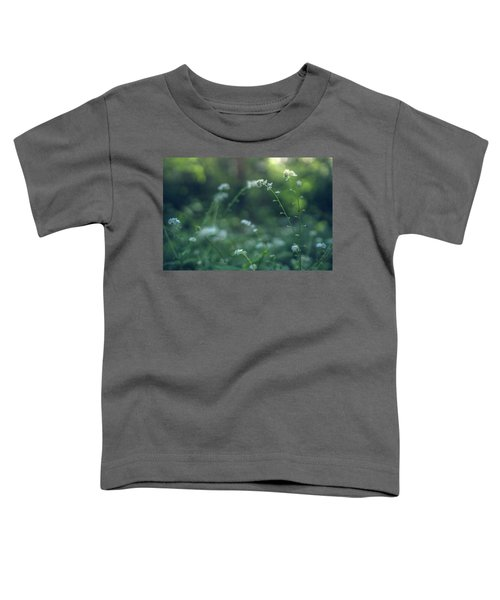 Spring Garden Scene #1 Toddler T-Shirt